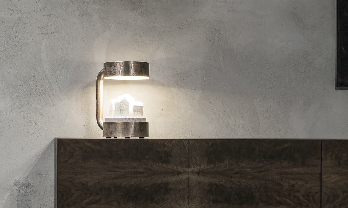 Compound Table Lamp