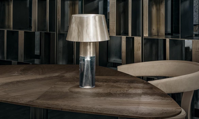 Ghost Lamp Table Akku