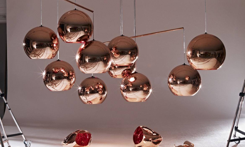Copper Round 25cm