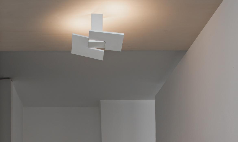Puzzle Twist Ceiling