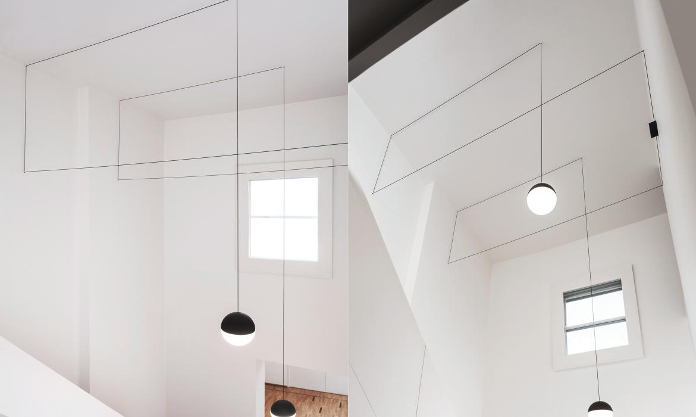 String Light Kugelkopf