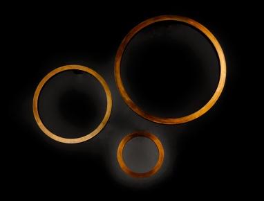 Light Ring Wall