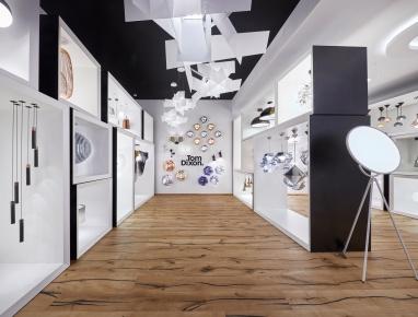 Showroom Franzosenhausweg Linz / Fotocredit Heli Mayr