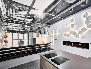 Showroom Franzosenhausweg Linz / Fotocredit Lukas Jahn